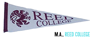Master of Arts from Reed College for college counseling service